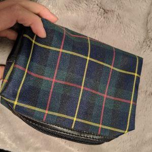 Handbags - Plaid Case 💕2/$30 💕